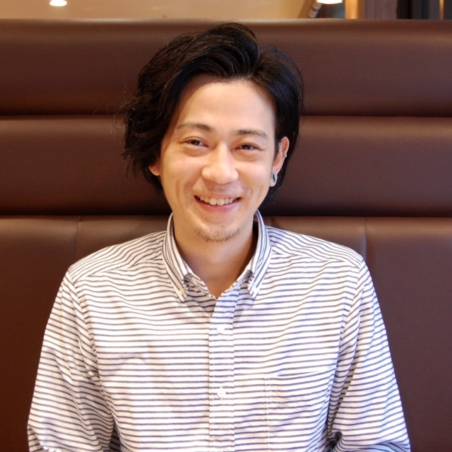 Colorer(クロレ)店長。福岡市の美容室クロレ・髪質改善