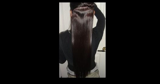 エンパニ美髪縮毛矯正の毛髪は、かけた部分の超ロングな持続性は抜群、長持ちと言えばエンパニ技術
