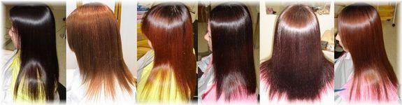 蒲田 縮毛矯正では、ここまで回復させる髪質改善技術
