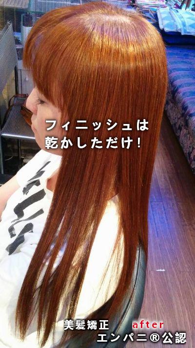 蒲田美髪専門店の日本最高峰美髪化縮毛矯正はやばい上手さ