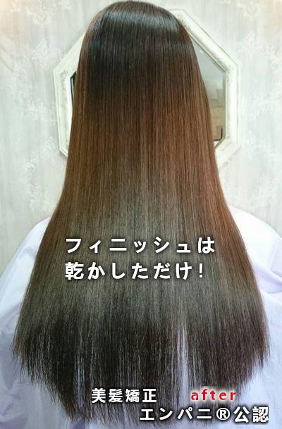 蒲田美毛研究美髪化ラボの最新美髪矯正エンパニ®