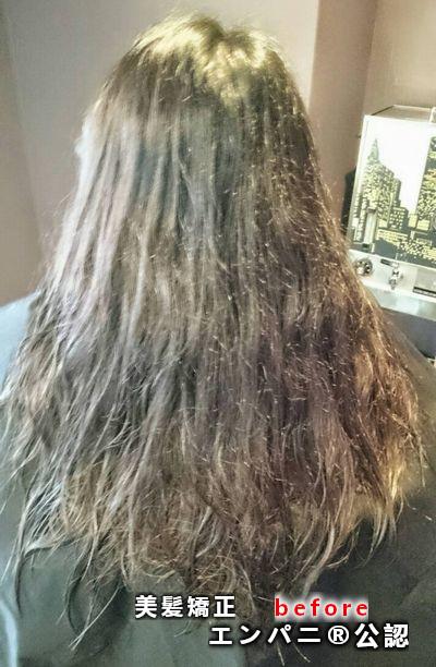 縮毛矯正講座・講習|ダメージで起こる乾燥のクセ対処法