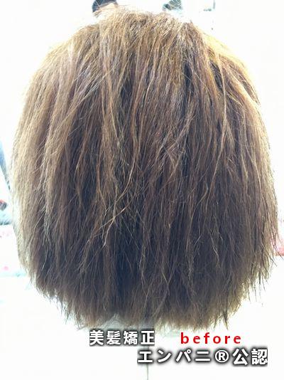 縮毛矯正講座・講習 縮毛矯正特有の過膨潤ダメージの修復方法があるのか?極髮ダメージ講座