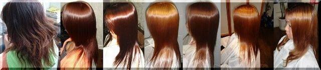 福岡蘇る髪美髪化『縮毛矯正』の驚異的な威力