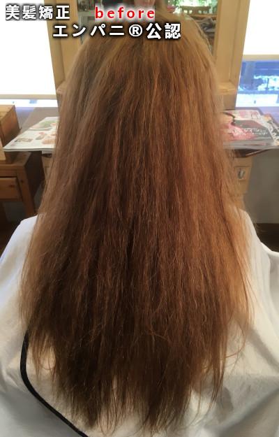 縮毛矯正講座|毛髪の基礎知識