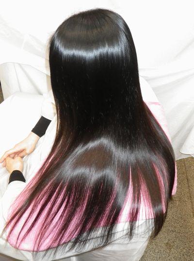 茂原市(茂原縮毛矯正)クイック美髪矯正シルクレッチ®の美髪力
