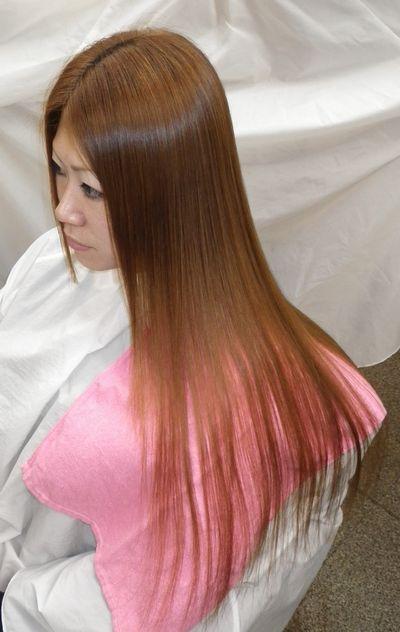 縮毛矯正講習-秋田シルクレッチ講習 美髪矯正の基礎