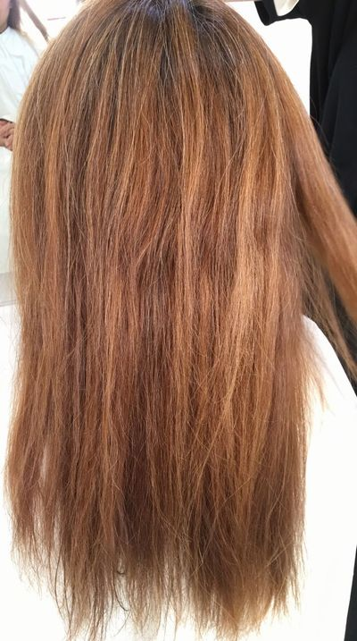 八尾美髪矯正2019最新講習|高難易度な処理を行う美髪矯正エンパニ®