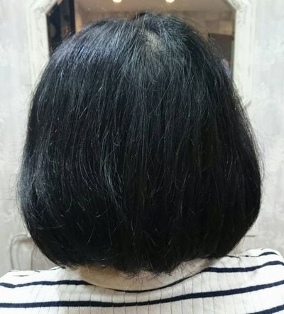 和歌山高難易度縮毛矯正|縮毛矯正講習 高難易度毛対処法